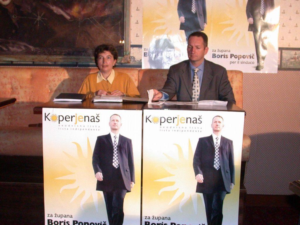 FOTO:Boris Popovič kot dobra šola