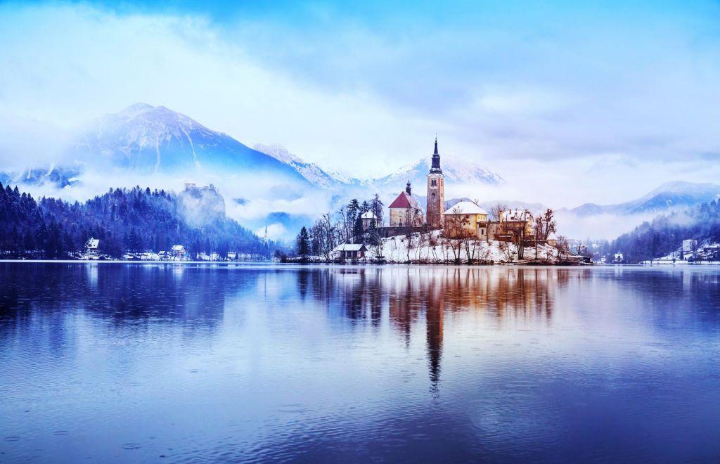 The Times Slovenijo uvrstil med najboljša zimska doživetja