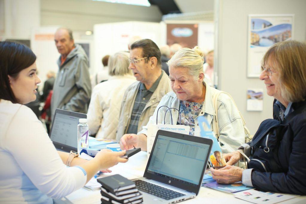 Spodbuda za prilagajanje dela starejšim