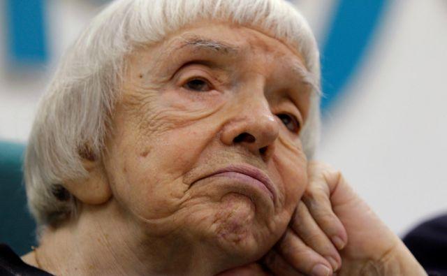 Ljudmila Aleksejeva FOTO: Reuters
