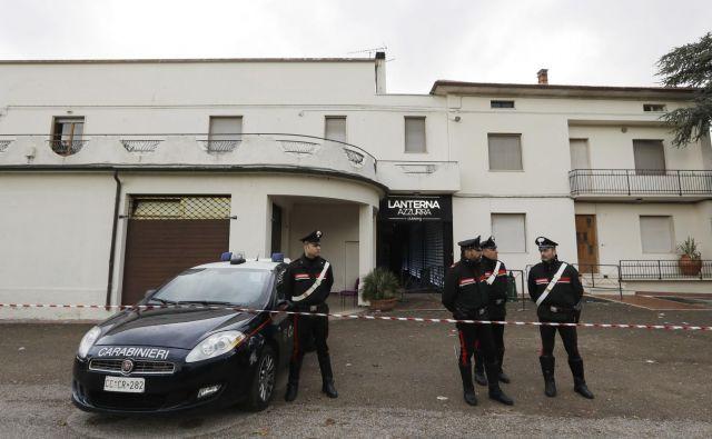 Klub, v katerem je prišlo do tragičnega stampeda. FOTO: AP
