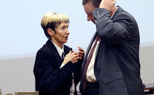 Minister Fakin ukinja inštitut, ki je nastal pod taktirko nekdanje ministrice Milojke Kolar Celarc. FOTO Aleš Černivec