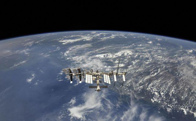 3D-biotiskalnik je na Mednarodno vesoljsko postajo (ISS) prispel 3. decembra. FOTO: Roscosmos/ Nasa