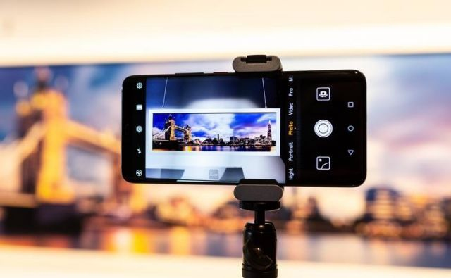 FOTO: Huawei Mate 20 Pro