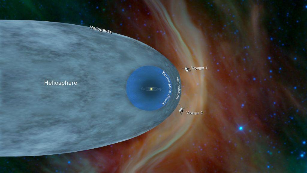 Voyager2 je vstopil v medzvezdni prostor