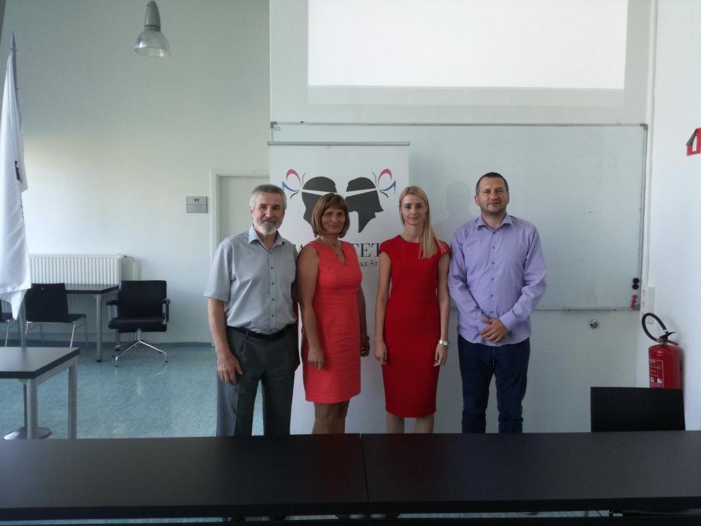 Študentka Damirja Črnčeca kandidatka za upravo Telekoma