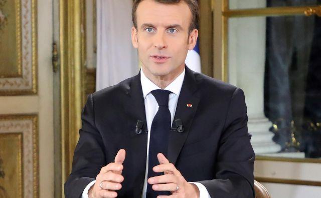 Francoski predsednik ponuja pot iz krize<br /> Foto: Reuters