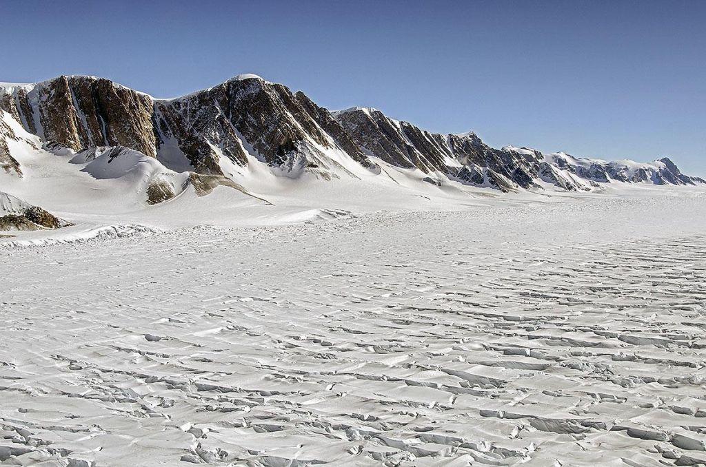Tudi ledeniki na Vzhodni Antarktiki se talijo vse hitreje