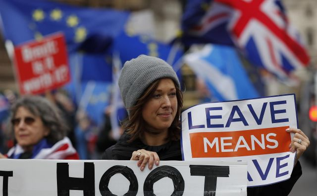 Sodelovanje na področju znanosti je ena bolj skritih koristi bivanja v skupnosti. Podpornikov in nasprotnikov brexita takšna področja praviloma ne zanimajo. FOTO: AP
