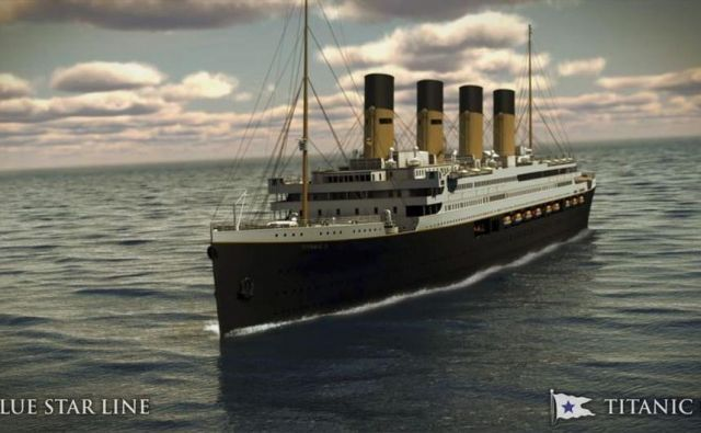 titanik Foto Reuters