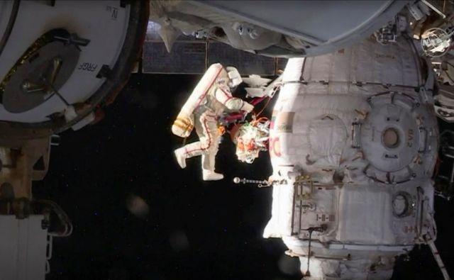 Ruski kozmonavt Oleg Kononenko FOTO: Nasa/Reuters
