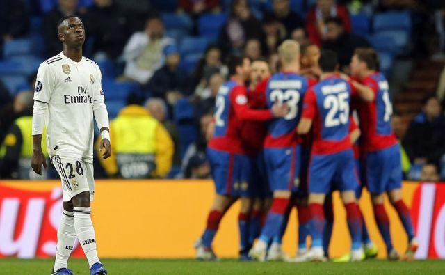 CSKA je kljub zmagi ostal brez tolažilne nagrade. FOTO: Paul White/AP