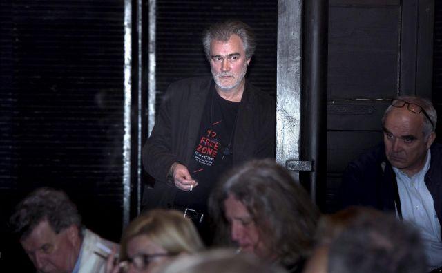 Novinar Viktor Ivančić še vedno raziskuje neprijetno preteklost. FOTO: Paun Paunović/Cropix