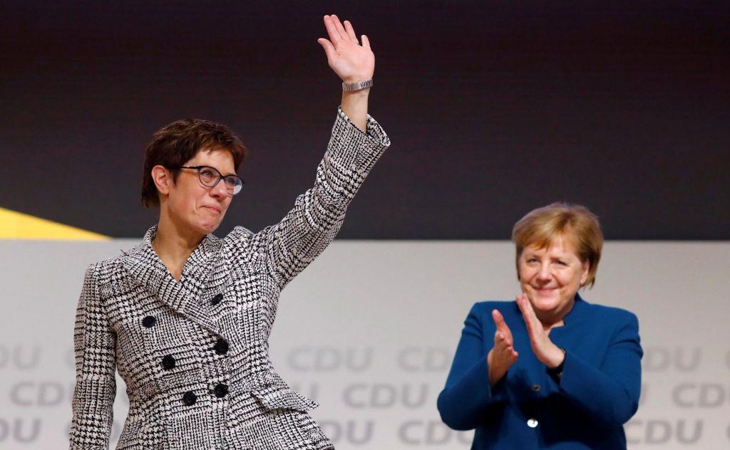 Angela Merkel ne bi preživela še ene krize
