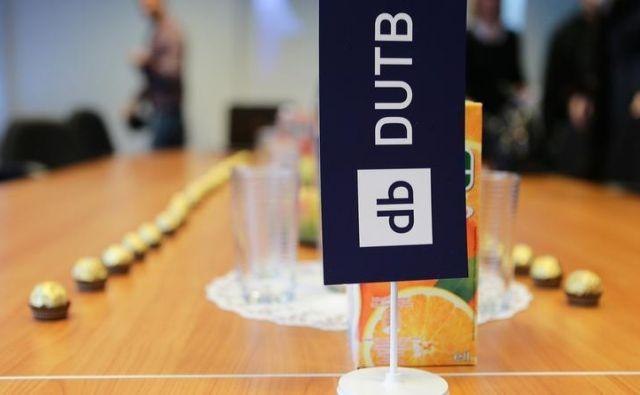 Kadrovanje v DUTB se nadaljuje. Foto Jože Suhadolnik