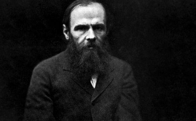 Koliko smo – naj si izposodim Dostojevskega – (naprej) podtalni? FOTO: Wikipedija