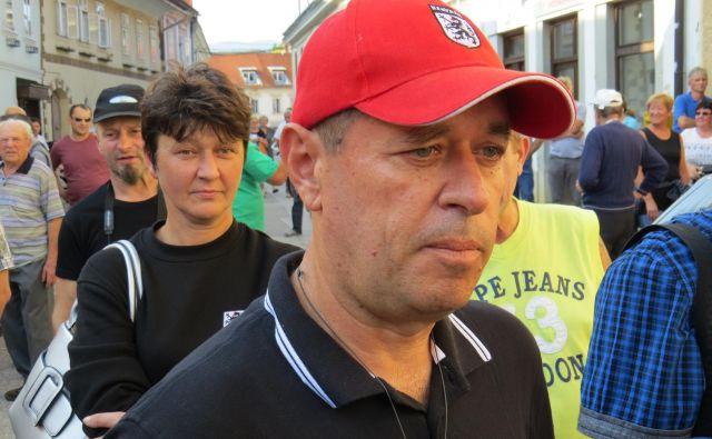 Andrej Šiško. FOTO: Bojan Rajšek