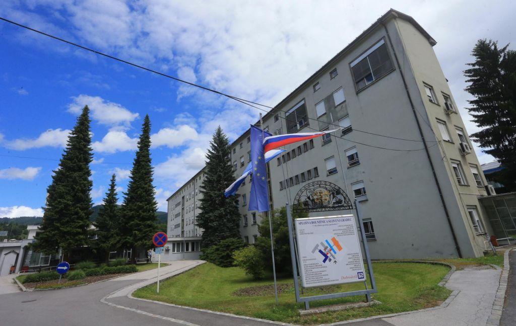 Za obiskovalce zaprli otroški oddelek slovenjgraške bolnišnice