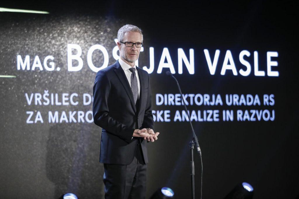 Boštjan Vasle s podporo mandatno-volilne komisije