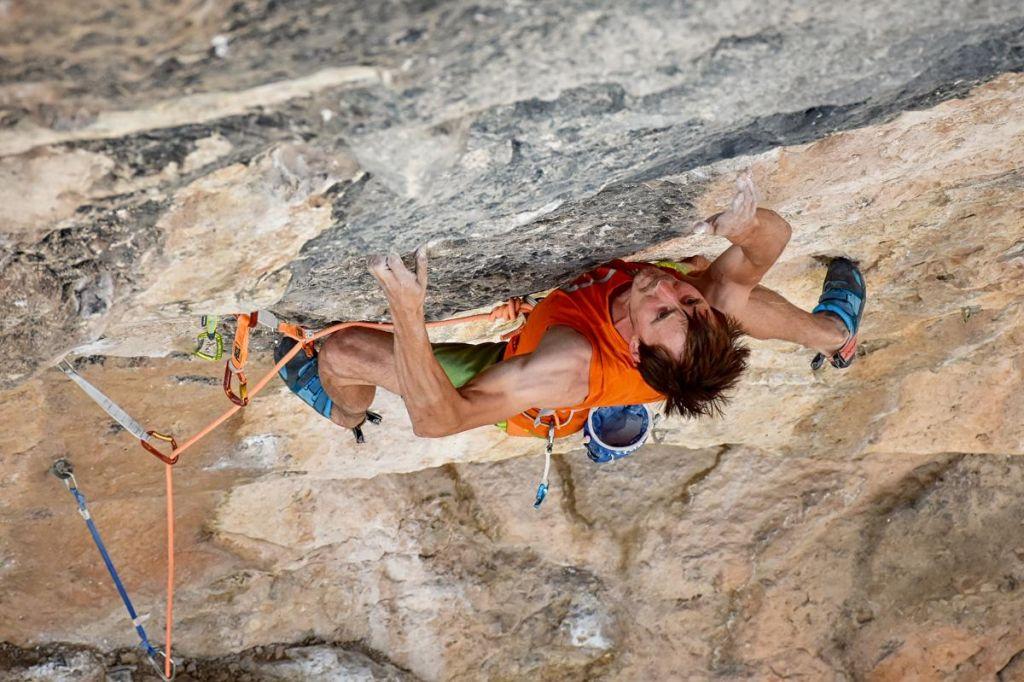 FOTO:Odkar Klemen Bečan ne tekmuje več, v plezanju še bolj uživa