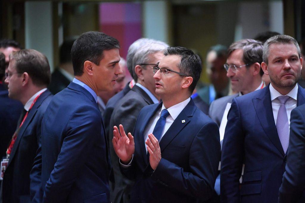 Se bomo zaradi Španije prepirali doma?
