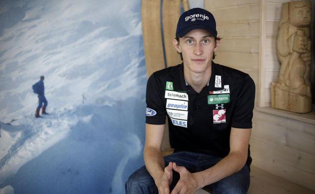 Peter Prevc je s kvalifikacijami opravil z odliko. FOTO: Blaž� Samec/Delo