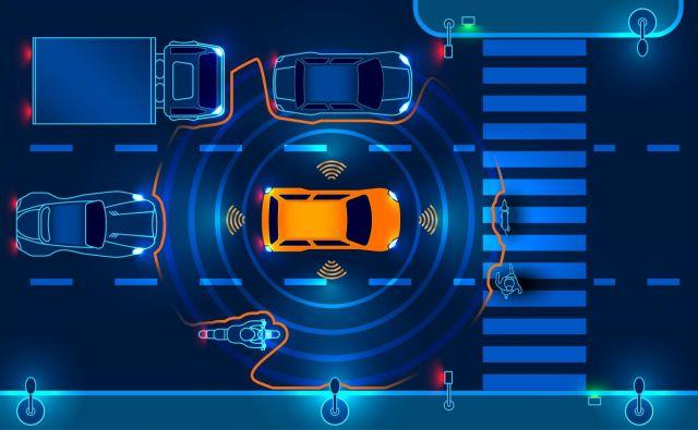 Umetna inteligenca v avtonomnih vozilih bo morala sprejemati tudi precej usodne odločitve. FOTO: Shutterstock