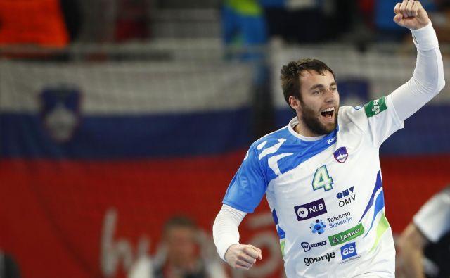 Matic Verdinek je igral na januarskem evropskem prvenstvu na Hrvaškem. FOTO: Reuters