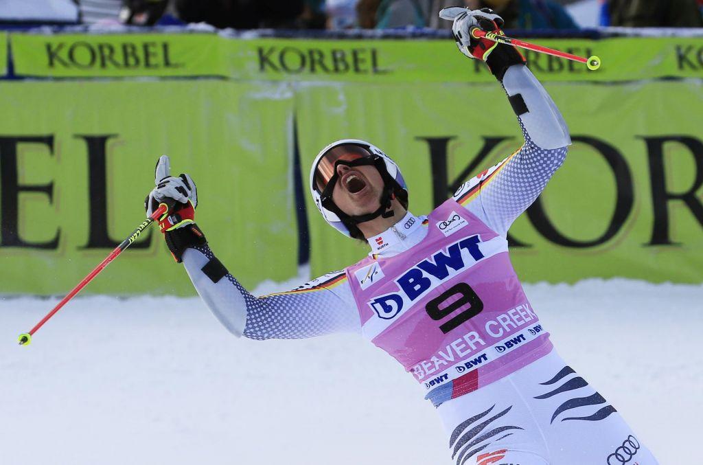 FIS predlaga diskvalifikacijo Luitza zaradi kisikove maske