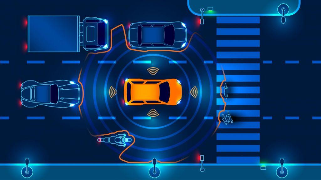 Kdo sedi za volanom, če to ni šofer?