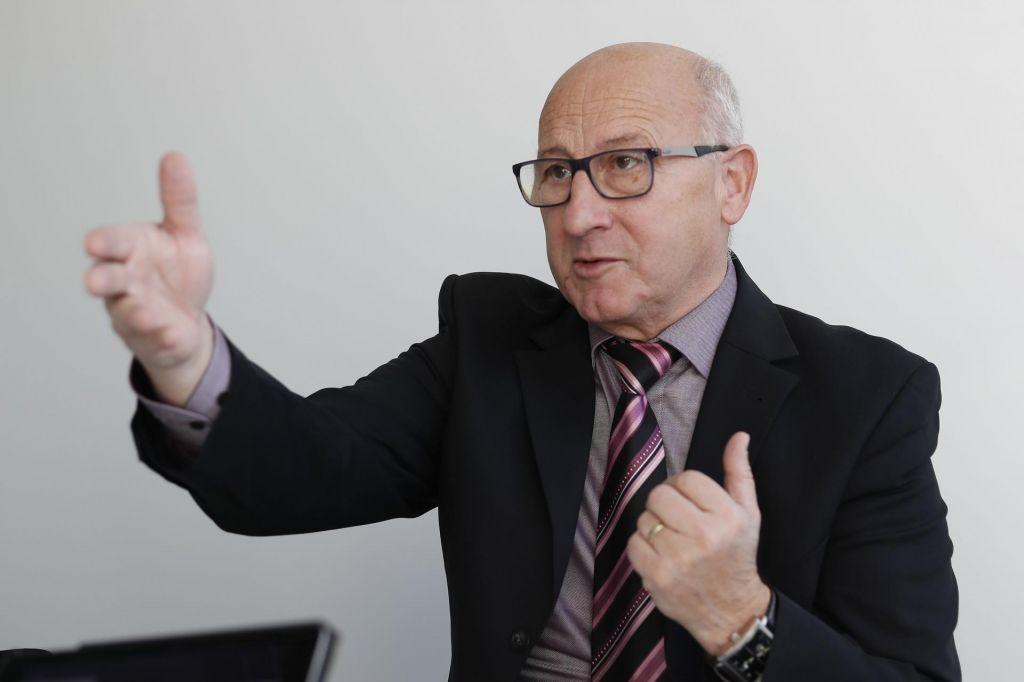 Bogdan Gabrovec s soglasno podporo ostaja na čelu OKS