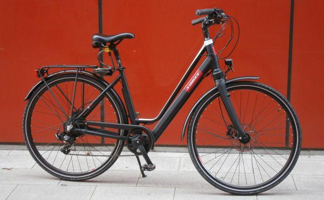 So morda rešitev za boljšo mobilnost električna kolesa? Foto Andrej Krbavčič