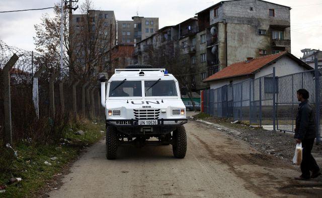 Mandat Natovih mirovnih sil Kfor je zagotavljanje varnosti za vse državljane Kosova. FOTO: Guliver/Getty Images