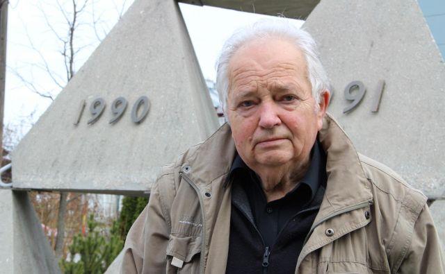 »Nikoli se nisem načrtno usmeril v politične funkcije, bolj sem padel v to,« pravi Mihael Petrovič. FOTO: Simona Fajfar/Delo