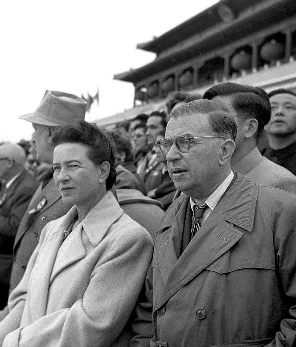 FOTO:Ko se je Sartre spogledoval z jastogi