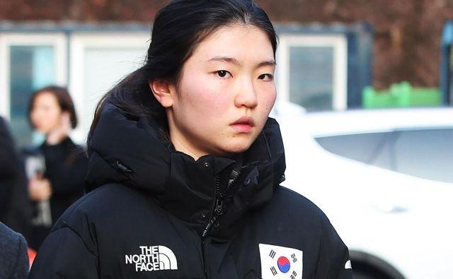 Komaj 21-letna šampionka se je že zdravila zaradi depresije, motenj spanja in posttravmatskega sindroma. FOTO: Yonhap/AFP