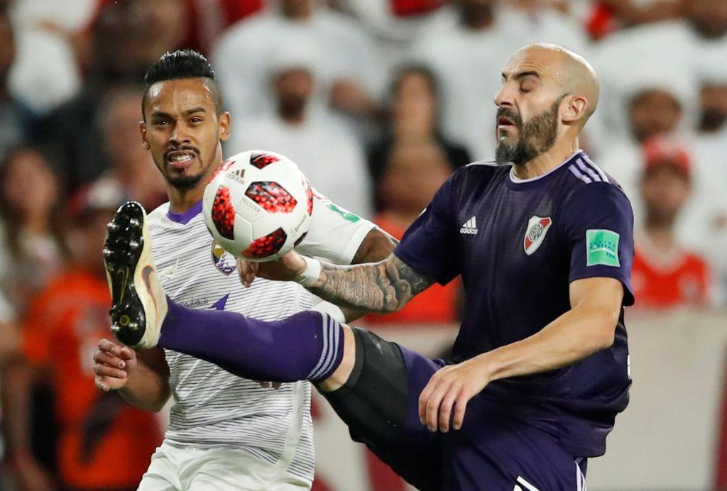 Al Ain za finale po enajstmetrovkah šokiral River Plate