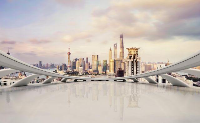 Kakšna bodo mesta prihodnosti? FOTO: Shutterstock