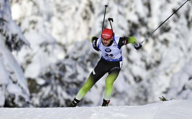 Udarni adut Jakov Fak je opravil nekaj konkurenčnih nastopov, dvakrat ali trikrat je obstal pod visokimi pričakovanji. FOTO: Kerstin Jönsson/AP