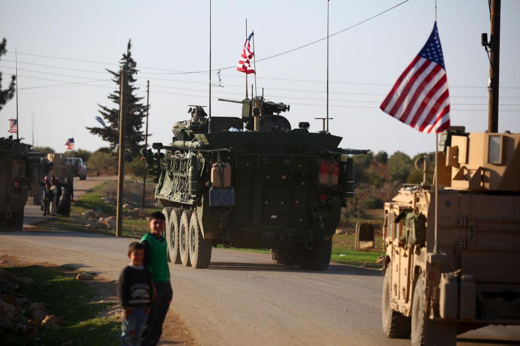 ZDA se umikajo iz Sirije