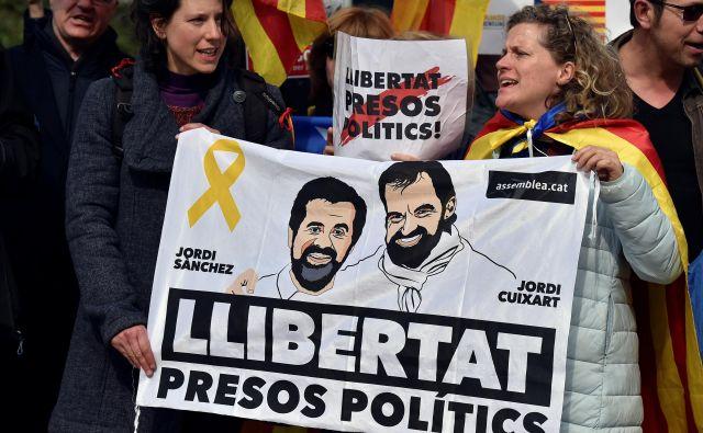 Zahteve po izpustitvi političnih zapornikov<br /> Foto: Reuters