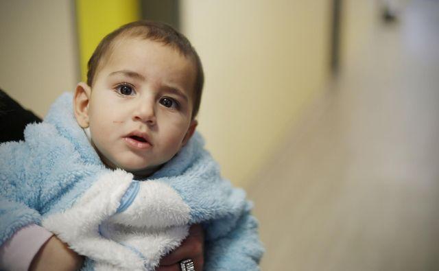 Če bi bilo skrbi za otroke več, bi bil marsikak problem manj. Foto: Leon Vidic/Delo