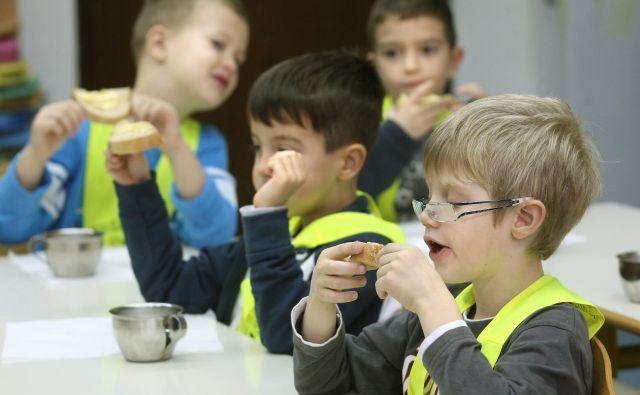 Šole so med starši in učenci opravljale ankete o zadovoljstvu s prehrano, vendar rezultatov niso upoštevale. FOTO:Igor Zaplatil/Delo foto