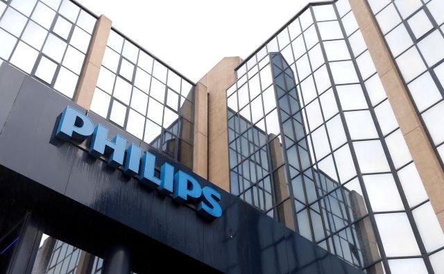 Philips je spregledal priložnosti LCD televizorjev, meni profesor Deschamps. Foto Reuters
