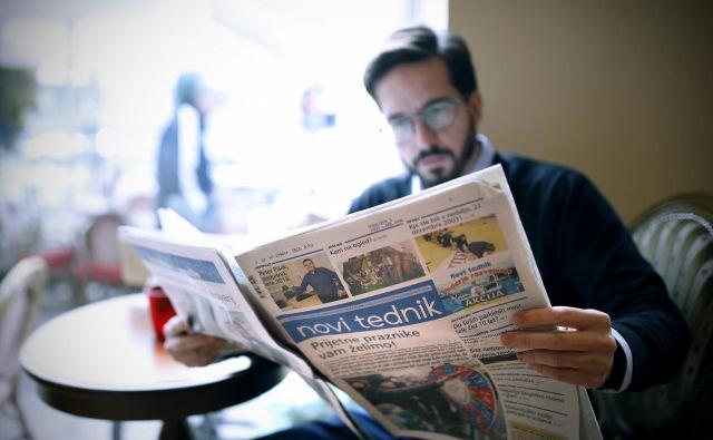 Novice o najetju posojila in zastavi lastniškega deleža NT&RC za zaposlene na Novem tedniku in Radiu Celje ter manjše lastnike medijske hiše niso prijetne. FOTO: Blaž� Samec