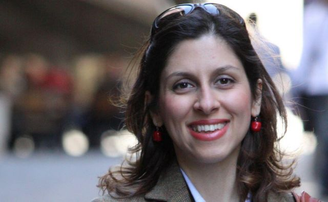 Nazanin Zaghari-Ratcliffe je v Iranu zaprta že dve leti. FOTO: Reuters