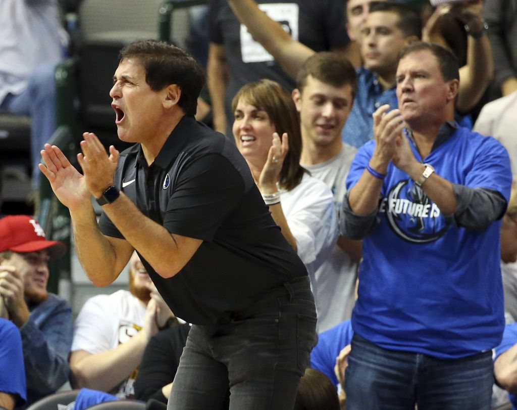 Mark Cuban: S slovensko košarkarsko izobrazbo bi bila liga tisočkrat boljša