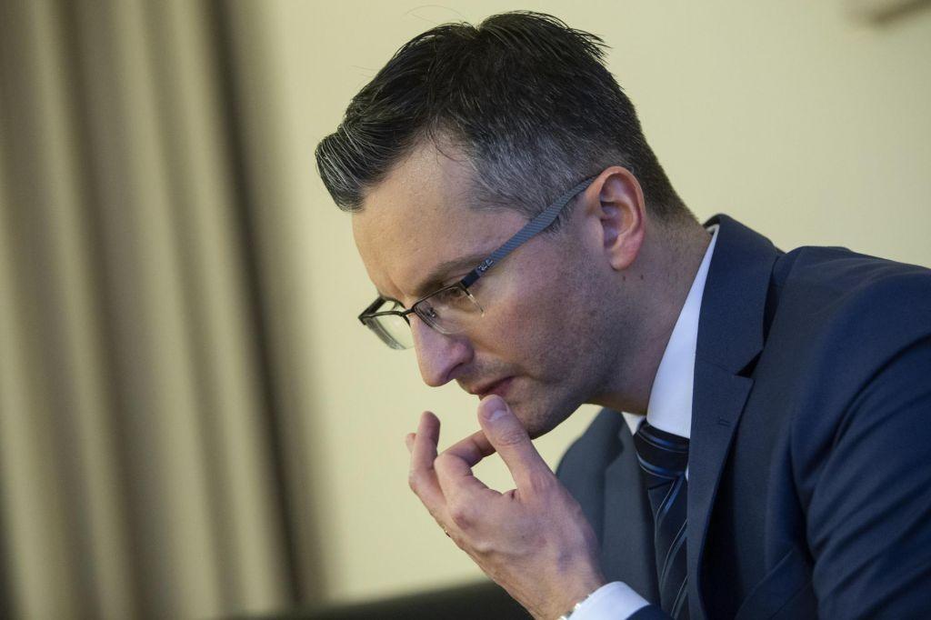 SDS in SNS nad Marjana Šarca s predlogom ustavne obtožbe