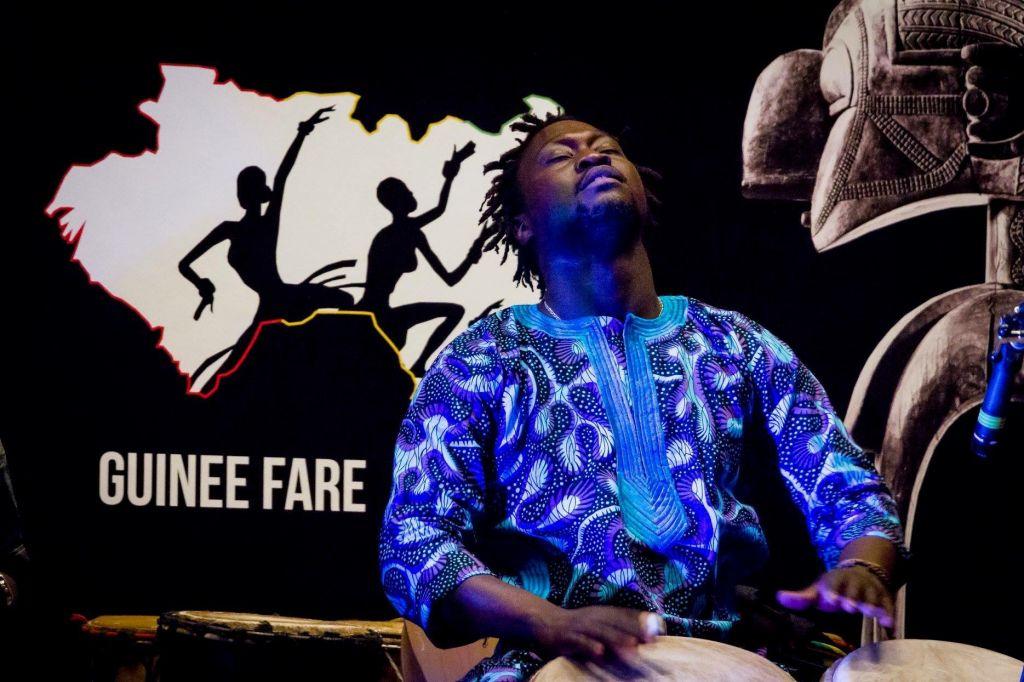 Večer afriške klasične glasbe