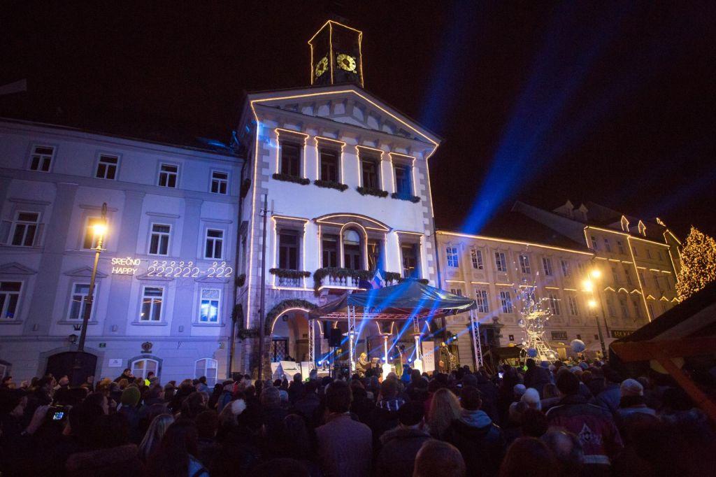 Božični koncert pred Magistratom